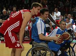 Basket, All star game in carrozzina (inserita in galleria)