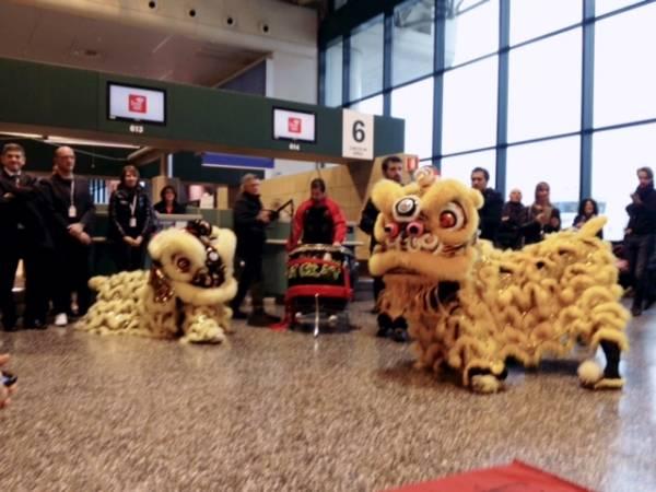 Capodanno cinese a Malpensa (inserita in galleria)