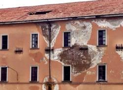 Caserma garibaldi varese crollo piazza repubblica (inserita in galleria)