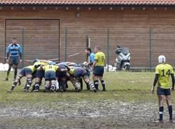 Due derby nel campionato di rugby (inserita in galleria)