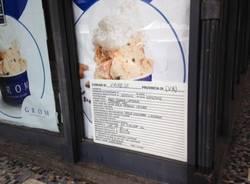 Grom e La Romana: ecco la rivoluzione dei gelati a Varese (inserita in galleria)