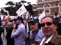I varesini in piazza a Roma (per gallerie fotografiche)