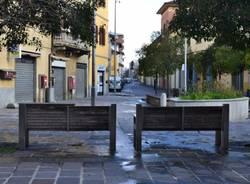 Il degrado di Piazza Toselli (inserita in galleria)
