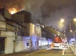 Incendio all'Ippodromo/3 (inserita in galleria)