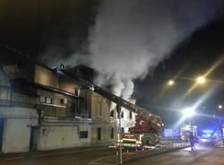 incendio ippodromo (per gallerie fotografiche)