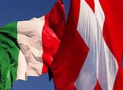 italia svizzera apertura
