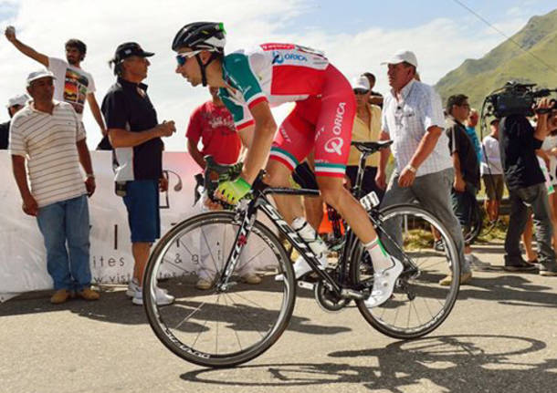 ivan santaromita orica greenedge 2014 ciclismo
