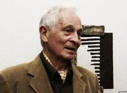 L'inaugurazione della mostra di Giorgio Robustelli  (inserita in galleria)
