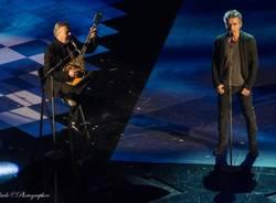 Luciano Ligabue ospite al Festival di Sanremo  (inserita in galleria)