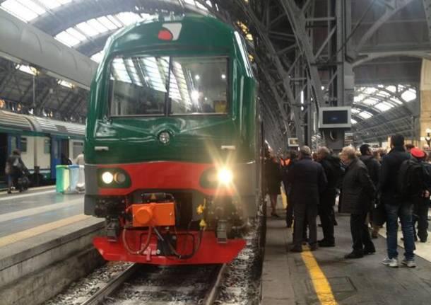 Nuovi treni di Trenord (inserita in galleria)