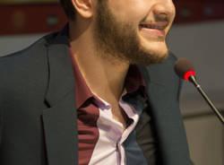 Renzo Rubino, il Festival di Sanremo 2014 raccontato in foto  (inserita in galleria)