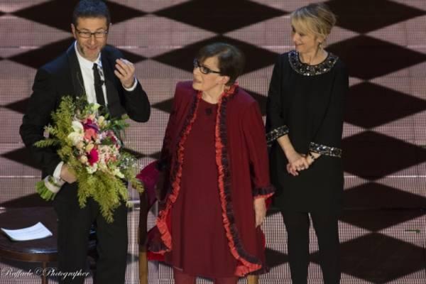 Sanremo 2014: ospiti e vip, la seconda serata  (inserita in galleria)