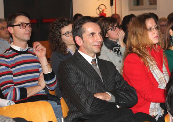 Sesto Calende: il pubblico (inserita in galleria)