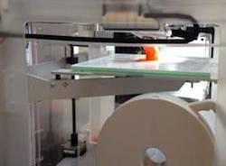stampante 3d apertura
