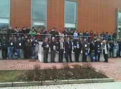 Studenti in visita al JRC di Ispra (inserita in galleria)