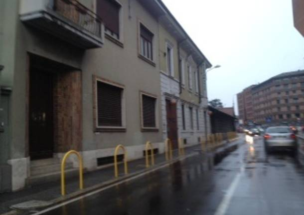 via cantoni gallarate