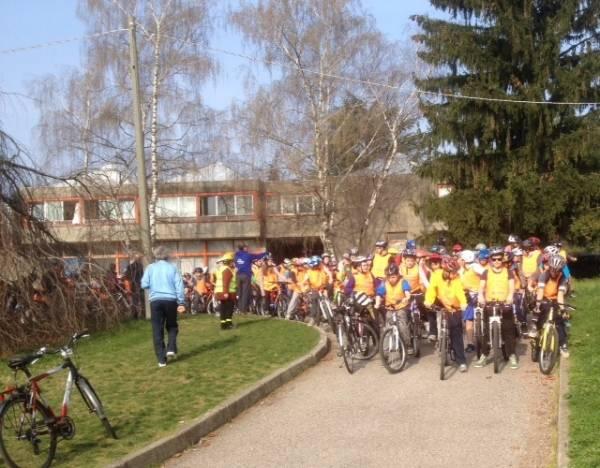 A scuola in bicicletta (inserita in galleria)