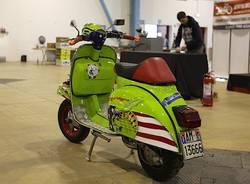 Auto e moto d'epoca in mostra a Malpensafiere (inserita in galleria)
