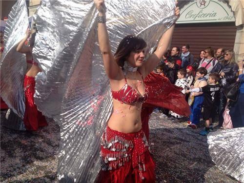 Ballerine al Carnevale (inserita in galleria)