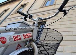 bike sharing busto apertura