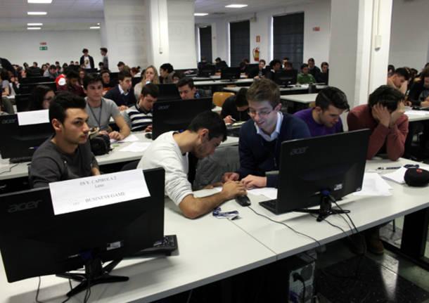 Business Game, gli studenti creano un'impresa (inserita in galleria)