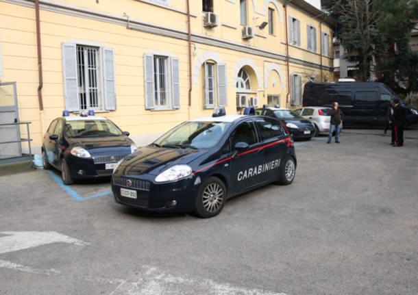 carabinieri saronno operazione san marco marzo 2014