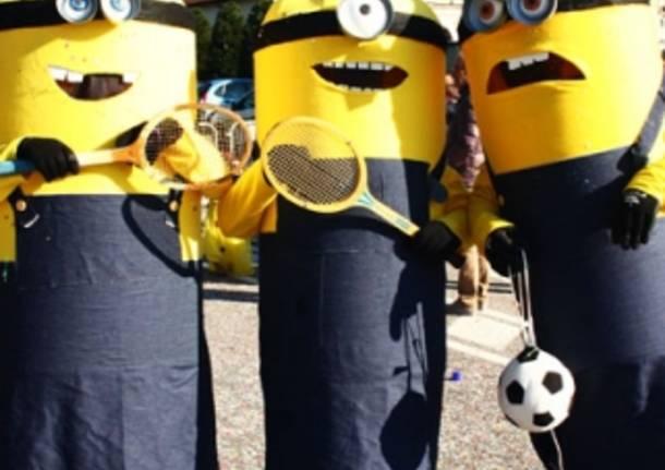 Carnevale a Castiglione Olona (inserita in galleria)