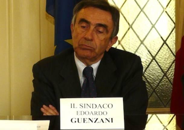 edoardo guenzani sindaco gallarate 2014