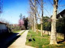 giardini pubblici gallarate parco via mameli
