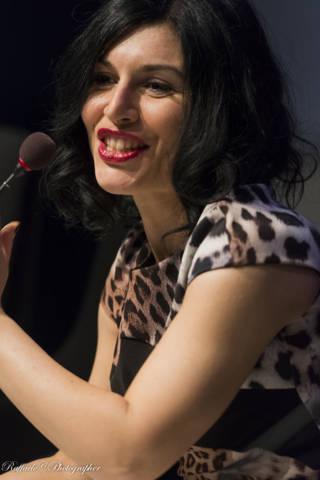 Giusy Ferreri, il festival di Sanremo 2014 raccontato in foto  (inserita in galleria)