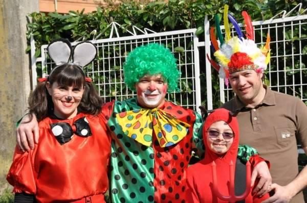 Il Carnevale a Lisanza (inserita in galleria)