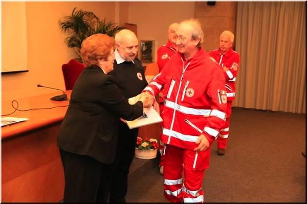La Croce Rossa presenta i suoi progetti (inserita in galleria)