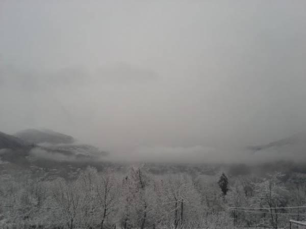 Marzo con la neve (inserita in galleria)