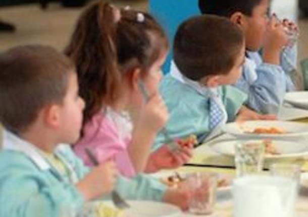 mensa scolastica albizzate