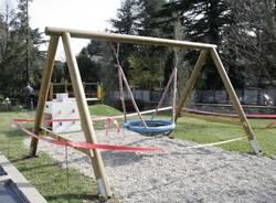 Nuovo parco giochi Lindt a Induno Olona (inserita in galleria)