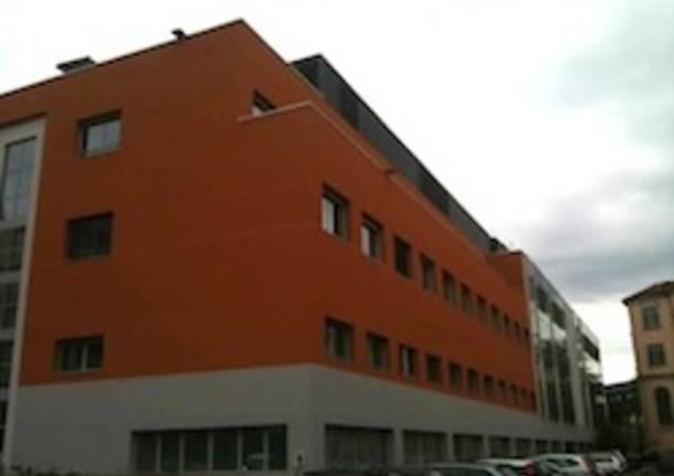 ospedale di circolo monoblocchino padiglione nuovo