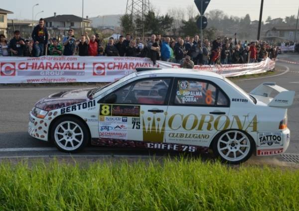 Rally - Le due prove spettacolo a Caravate (inserita in galleria)