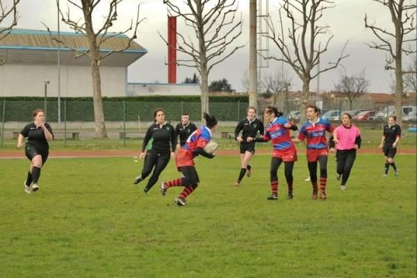 Rugby - Le partite della 4a giornata di ritorno (inserita in galleria)