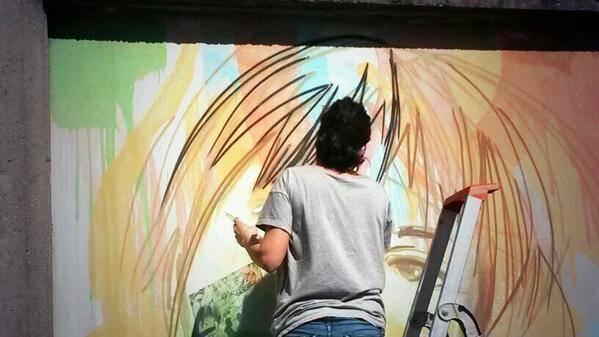 Street Art a Busto: il risultato (inserita in galleria)