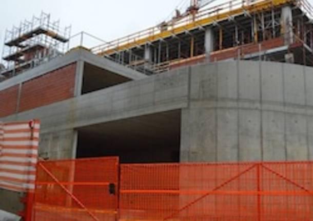 cantiere ospedale del ponte cantiere foto fondazione