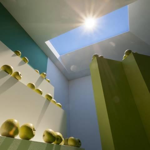Coelux, la tecnologia che ricrea la luce naturale (inserita in galleria)
