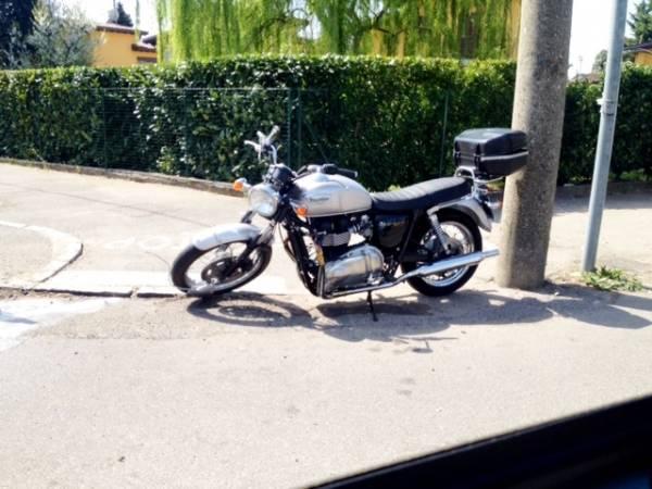 Incidente auto moto Castiglione Olona (inserita in galleria)