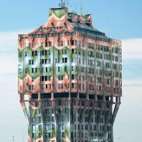 """Milano """"Missonizzata"""" per la designweek (inserita in galleria)"""