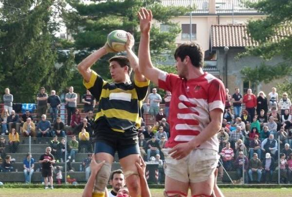 Rugby, immagini di un pomeriggio ovale (inserita in galleria)