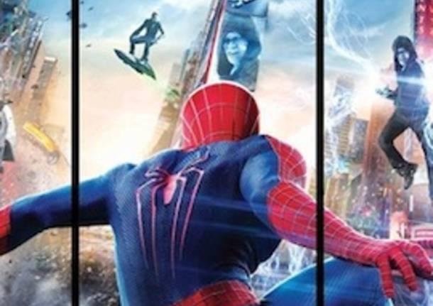 spiderman apertura