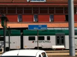 stazione ferroviaria laveno mombello