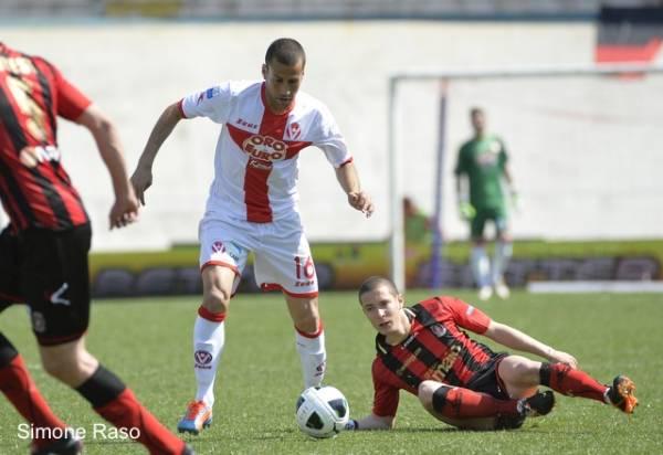 Varese - Lanciano 0-1 (inserita in galleria)