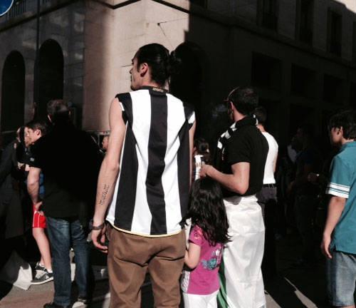 30mo scudetto per la Juventus (inserita in galleria)