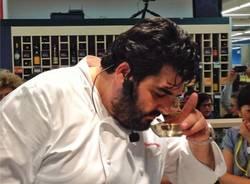 """Antonino Cannavacciuolo """"prof"""" di cucina per Tigros (inserita in galleria)"""