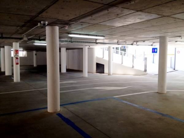 Aperto il nuovo parcheggio di Casbeno (inserita in galleria)